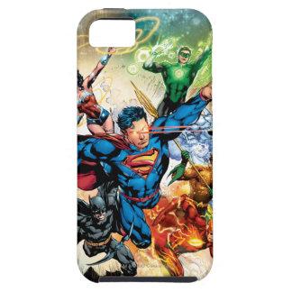 La nueva 52 cubierta #2 iPhone 5 carcasas