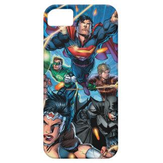La nueva 52 cubierta #4 iPhone 5 coberturas
