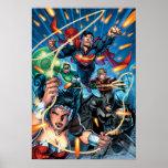 La nueva 52 cubierta #4 póster