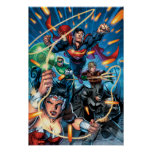 La nueva 52 cubierta #4 posters
