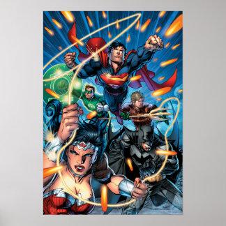 La nueva 52 cubierta 4 posters