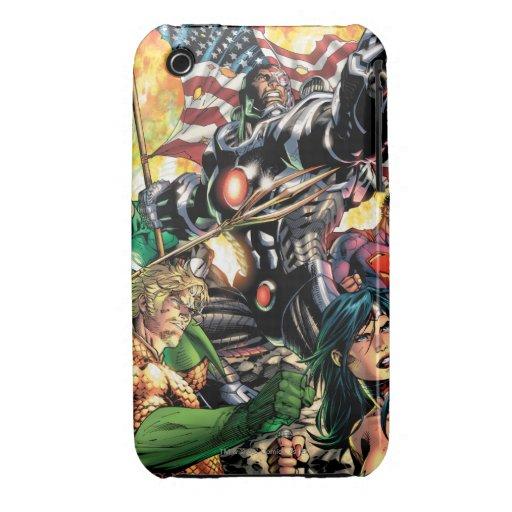 La nueva 52 cubierta #5 Case-Mate iPhone 3 cárcasa