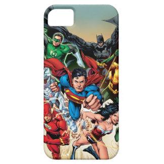 La nueva 52 impresión de la cubierta #1 4to iPhone 5 protectores