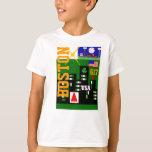 La nueva camiseta de Boston embroma el regalo de