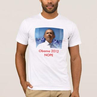 La nueva campaña de Obama Playera