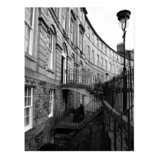 La nueva ciudad de Edimburgo Postales