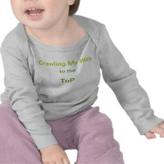 """La """"nueva"""" infantería patrulla desgaste del bebé camiseta"""