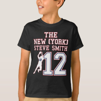 La Nueva York Steve Smith Playeras