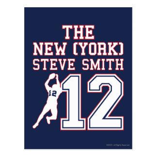 La Nueva York Steve Smith Postales