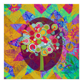 La O N U colorida del extracto del Lollipop del ár Impresiones