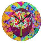 La O.N.U colorida del extracto del Lollipop del ár Reloj