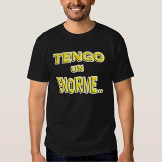 La O.N.U ENORME de Tengo…, (tengo un enorme…) Camisas