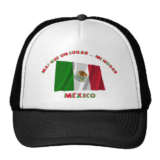 La O.N.U Lugar de México - de Más Que Gorro