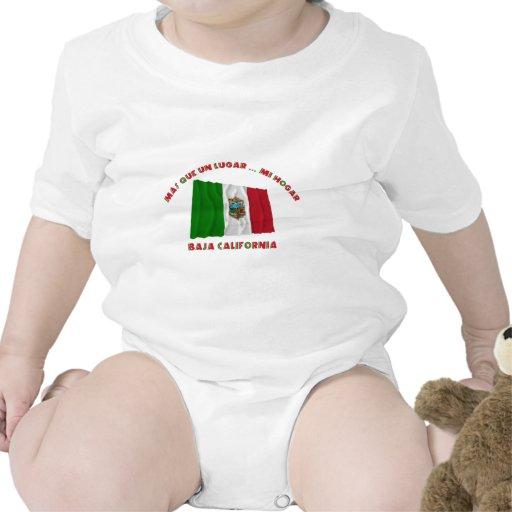 La O.N.U Lugar… MI Hogar de Baja California - de Traje De Bebé