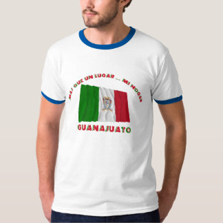 La O.N.U Lugar… MI Hogar de Guanajuato - de Más Playeras