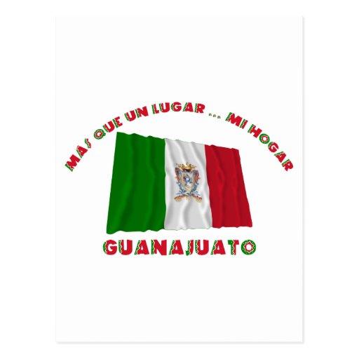 La O.N.U Lugar… MI Hogar de Guanajuato - de Más Postal