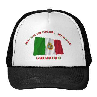 La O.N.U Lugar… MI Hogar de Guerrero - de Más Que Gorras De Camionero