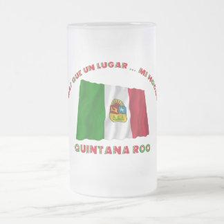 La O.N.U Lugar… MI Hogar de Quintana Roo - de Más Jarra De Cerveza Esmerilada