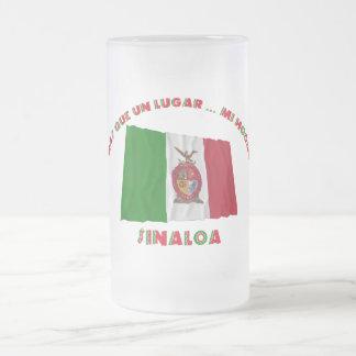 La O.N.U Lugar… MI Hogar de Sinaloa - de Más Que Jarra De Cerveza Esmerilada