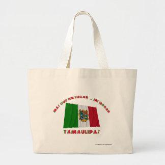 La O.N.U Lugar… MI Hogar de Tamaulipas - de Más Qu Bolsa Tela Grande
