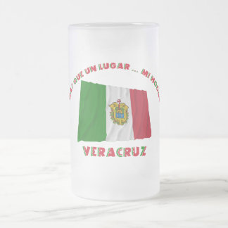 La O.N.U Lugar… MI Hogar de Veracruz - de Más Que Jarra De Cerveza Esmerilada