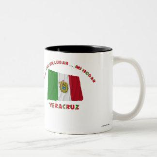 La O.N.U Lugar… MI Hogar de Veracruz - de Más Que Taza De Café De Dos Colores