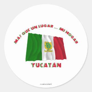 La O N U Lugar… MI Hogar de Yucatán - de Más Que Etiquetas Redondas