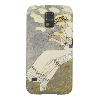 La O.N.U Peu…, diseño para un vestido del país de  Fundas Para Galaxy S5