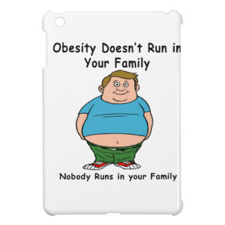 La obesidad no corre en su familia