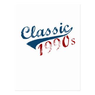 La obra clásica, los cumpleaños de los años 20 de  postal
