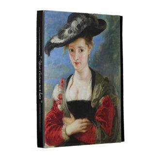 La obra maestra de Peter Paul Rubens del gorra de