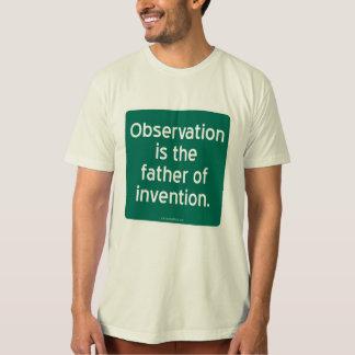 La observación es el padre de la invención polera
