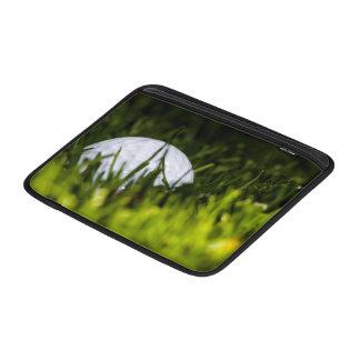la ocultación de la pelota de golf remezcla funda para macbook air