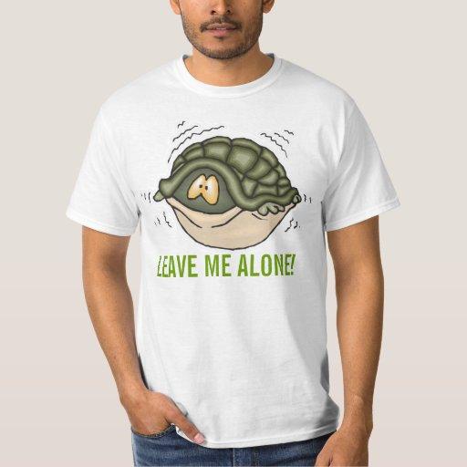 la ocultación en cáscara en tortuga me deja solo playera