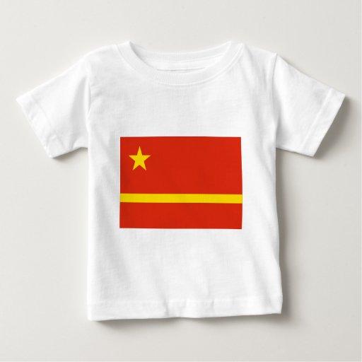 La oferta de Mao Zedong para la bandera del Prc Playera