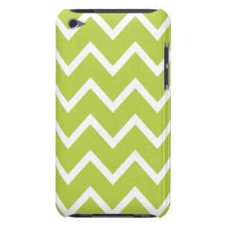 La oferta tira el zigzag verde Chevron iPod Touch Cobertura