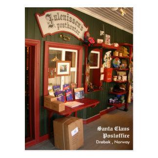 La oficina de correos de Papá Noel Tarjetas Postales