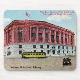 La oficina de correos Mousepad del LA