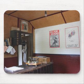 La oficina de correos WW2 Alfombrillas De Raton