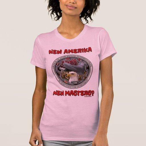 La oficina de excede, intimidación camisetas