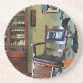 La oficina del oculista posavasos para bebidas