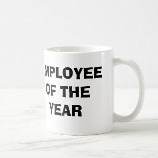 La oficina, empleado del año tazas