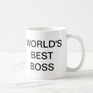 la oficina - la mejor taza de Boss del mundo