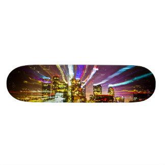 LA on Acid Skateboard Deck