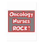 ¡La oncología cuida la roca! Postales