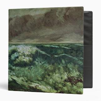"""La onda, después de 1870 carpeta 1 1/2"""""""