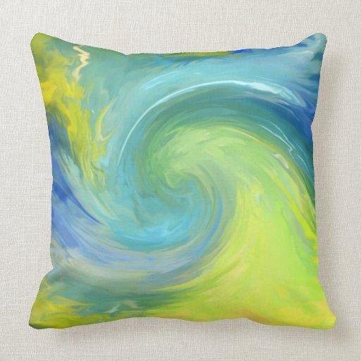 La onda - extracto - almohadas diseñadas