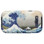 La onda grande de Kanagawa Katsushika Hokusai Samsung Galaxy S3 Protector