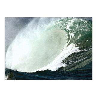 La onda hawaiana provoca su poder comunicados