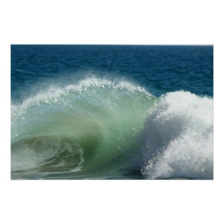 la onda póster